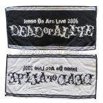 Janne Da Arc(acid black cherry) Live 2006 DEAD or ALIVE バスタオル