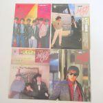 チェッカーズ(CHECKERS) 会報 ヤマハ MUSIC CITY 会報誌 84~85年 4冊セット CHAGE&ASKA 世良公則 等