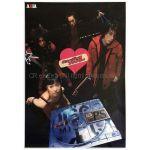 JUDY AND MARY(ジュディマリ) ポスター ミュージック ファイター 1998 AXIA MD