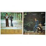 オフコース(OFF COURSE) ポスター ワインの匂い レコードジャケット型 1977 小田和正