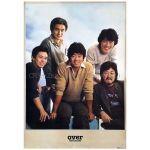 オフコース(OFF COURSE) ポスター over 1981 小田和正