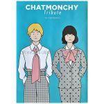 チャットモンチー(chatmonchy) ポスター CHATMONCHY Tribute