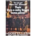 ゴスペラーズ(The Gospellers) ポスター 2002 GT