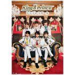 King & Prince(キングアンドプリンス) ポスター シンデレラガール A2