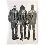 BLANKEY JET CITY(ブランキー・ジェット・シティ) ポスター Rare tracks 2009 アルバム 購入特典