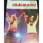ゴールデンボンバー(金爆)  ファンクラブ会報 Club Euclid 2008 summer