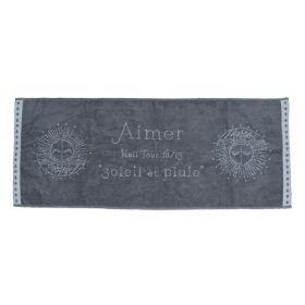 """Aimer(エメ) Hall Tour 18/19 """"soleil et pluie"""" フェイスタオル"""